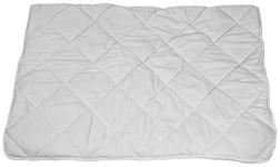 Steppdecke Aloisia 140x200 cm - Weiß, KONVENTIONELL, Textil (140/200cm) - Primatex