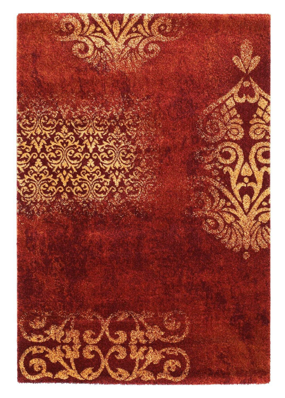 WEBTEPPICH  Kupferfarben  80/150 cm - Kupferfarben, Textil (80/150cm) - NOVEL