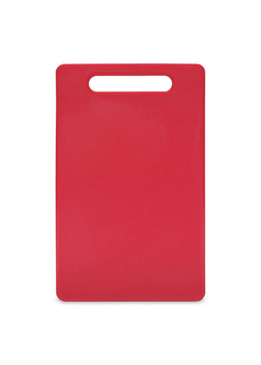 SCHNEIDEBRETT 24/15/0,6 cm - Rot, Basics, Kunststoff (24/15/0,6cm) - HOMEWARE