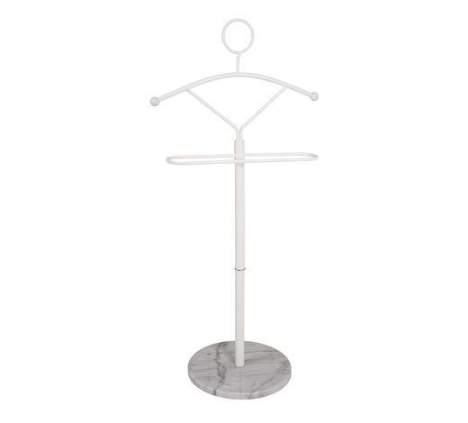 HERRENDIENER  - Design, Stein/Metall (53/121/37cm) - Carryhome