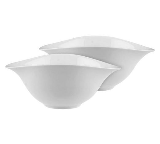SUPPENTELLERSET 2-TEILIG - Weiß, Design, Keramik - Villeroy & Boch