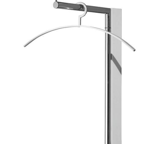 WANDGARDEROBE - Weiß, Design, Holz (2,5(35)/120/38,5cm)