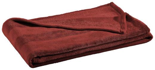 WOHNDECKE 150/200 cm Braun - Braun, KONVENTIONELL, Textil (150/200cm) - Novel