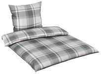 BETTWÄSCHE Satin Silberfarben 135/200 cm - Silberfarben, Design, Textil (135/200cm) - Esposa