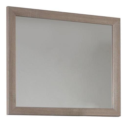 WANDSPIEGEL Sonoma Eiche - Eichefarben/Sonoma Eiche, Design, Holzwerkstoff (90/80cm) - Boxxx