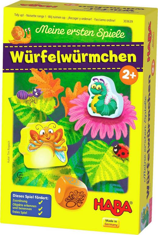 LERNSPIEL - Multicolor, Basics, Holz - Haba