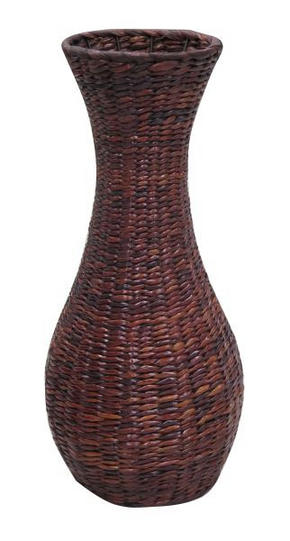 KORGVAS - brun, Lifestyle, metall/ytterligare naturmaterial (27/60cm) - Landscape