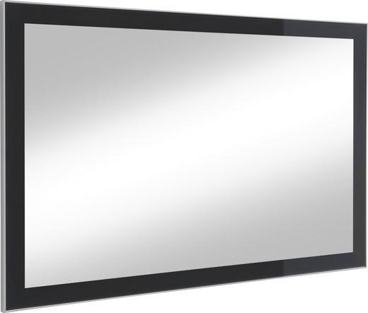 SPIEGEL Anthrazit - Anthrazit, Design, Glas (120/77cm)