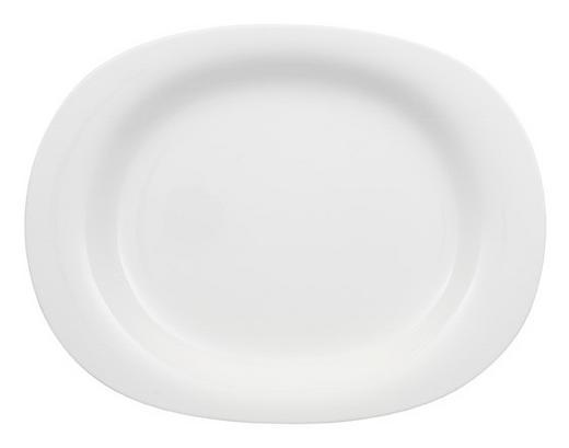 SERVIERPLATTE - Weiß, Basics (42cm) - VILLEROY & BOCH