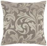 Zierkissen Adelisa - Beige, ROMANTIK / LANDHAUS, Textil (40/40cm) - James Wood