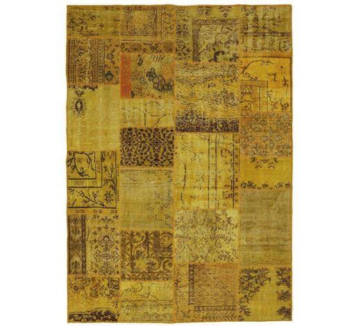 TEPPICH  200/300 cm  Gelb, Currygelb   - Currygelb/Gelb, Basics, Textil (200/300cm) - Esposa