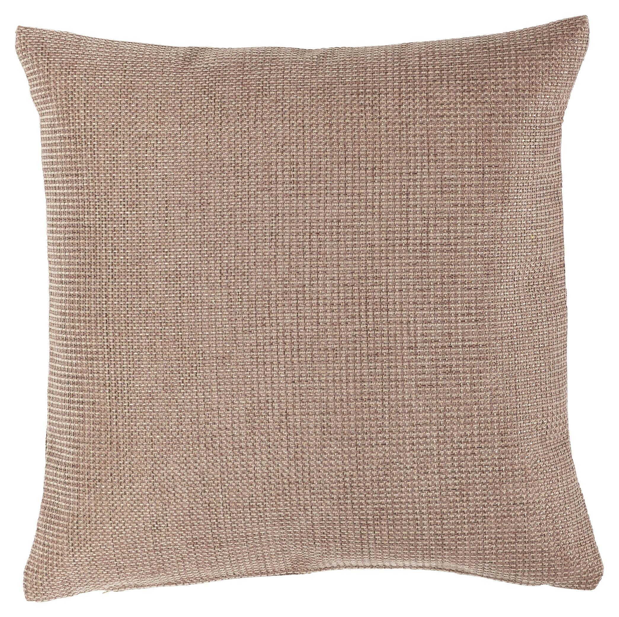 KISSENHÜLLE Taupe 60/60 cm - Taupe, Basics, Textil (60/60cm)