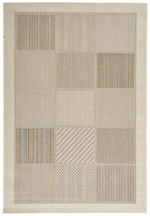 FLACHWEBETEPPICH  80/150 cm  Weiß - Weiß, Basics, Textil (80/150cm) - Novel