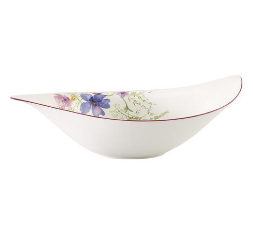 SALATSCHÜSSEL 24 cm - Multicolor/Weiß, KONVENTIONELL, Keramik (24cm) - Villeroy & Boch