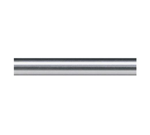 TYČ KULATÁ, 240 cm - barvy nerez oceli, Basics, kov (240cm) - Homeware