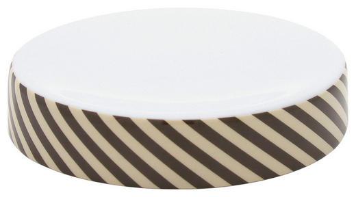 SEIFENSCHALE - Beige/Braun, Basics, Keramik - Celina