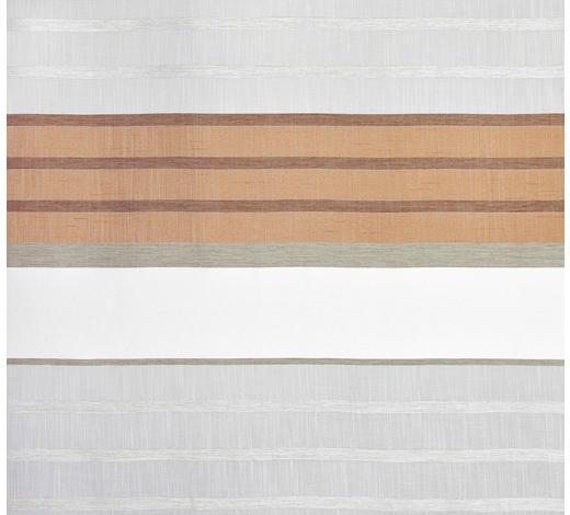 DEKOSTOFF per lfm blickdicht - Terra cotta, KONVENTIONELL, Textil (140cm) - Esposa