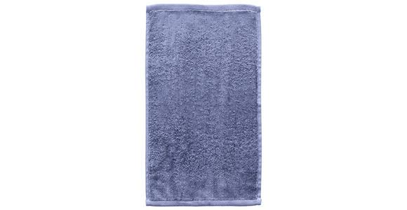GÄSTETUCH 30/50 cm Anthrazit  - Anthrazit, Design, Textil (30/50cm) - Ambiente