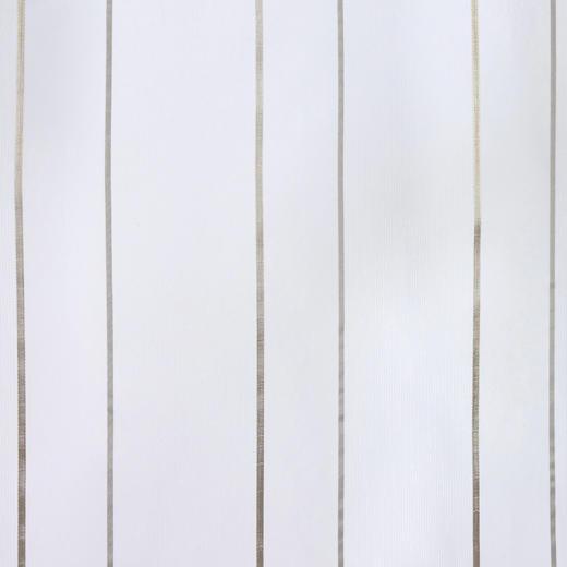 STORE - Goldfarben/Weiß, KONVENTIONELL, Textil (280cm) - Esposa