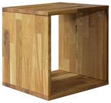 REGAL in 38,6/38,6/35 cm Buchefarben  - Buchefarben, Natur, Holz (38,6/38,6/35cm) - Carryhome