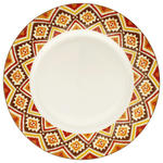 DESSERTTELLER 19 cm  - Multicolor, Basics, Keramik (19cm) - Landscape