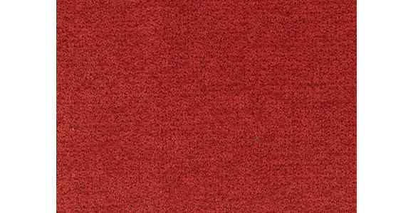 WOHNLANDSCHAFT in Textil Bordeaux - Chromfarben/Bordeaux, Design, Textil/Metall (200/292cm) - Hom`in