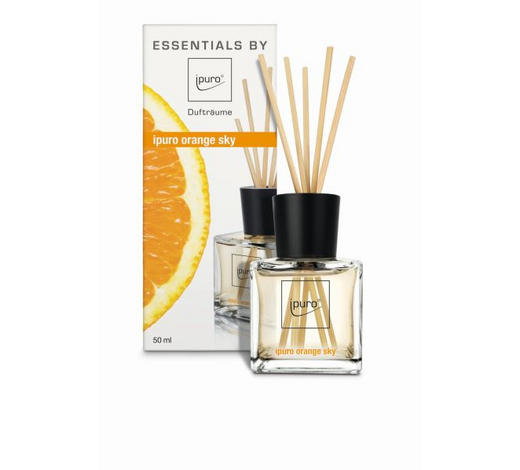 DIFFUSER ORANGE SKY   - Basics (50ml) - Ipuro