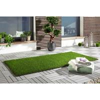 RASENTEPPICH - Grün, Basics, Kunststoff (100/200/3cm) - Ambia Garden