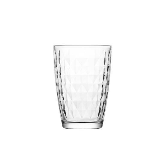 SKLENIČKA NA LONGDRINK - čiré, Trend, sklo (8,6/12,2cm) - Homeware