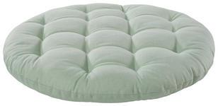 SITZKISSEN Mintgrün 40 cm - Mintgrün, Design, Textil (40cm) - BOXXX
