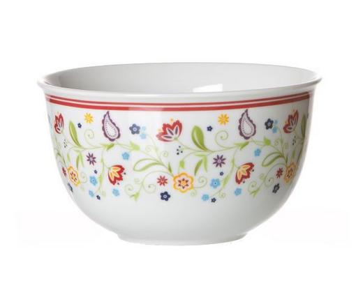 MÜSLISCHALE - Lila/Rot, Basics, Keramik (14cm) - Ritzenhoff Breker