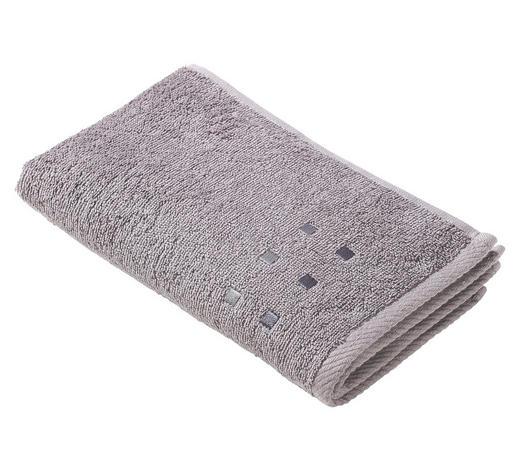 GÄSTETUCH 30/50 cm - Anthrazit, KONVENTIONELL, Textil (30/50cm) - Esposa