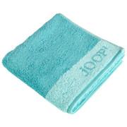 HANDTUCH 50/100 cm - Türkis, KONVENTIONELL, Textil (50/100cm) - Joop!