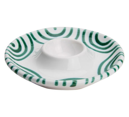 EIERBECHER Keramik - Grün, LIFESTYLE, Keramik (12/2/12cm) - Gmundner