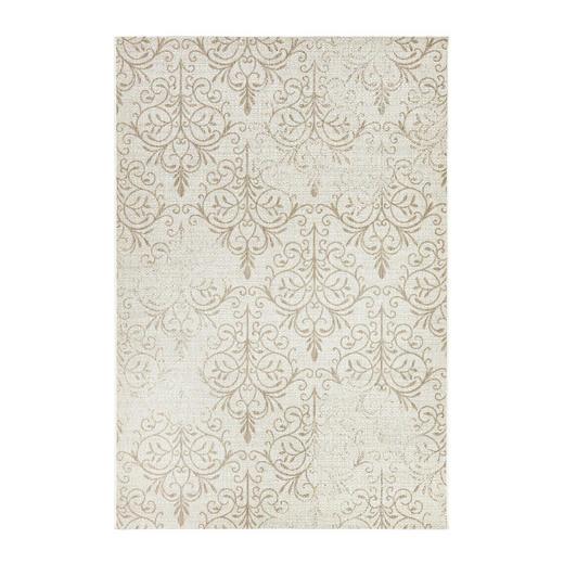 FLACHWEBETEPPICH  60/110 cm  Beige - Beige, Trend, Textil (60/110cm)