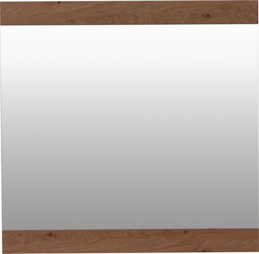 SPIEGEL - Design, Glas/Holz (92/90/3cm) - Dieter Knoll