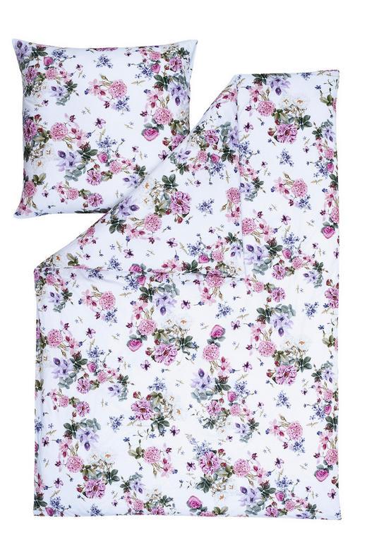 BETTWÄSCHE Interlock-Jersey Flieder 135/200 cm - Flieder, Trend, Textil (135/200cm) - Estella