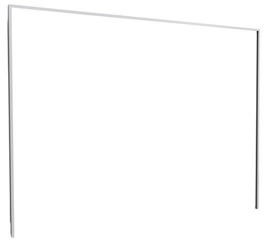 PASSEPARTOUTRAHMEN 273/213/12 cm Weiß  - Weiß, KONVENTIONELL (273/213/12cm) - Carryhome