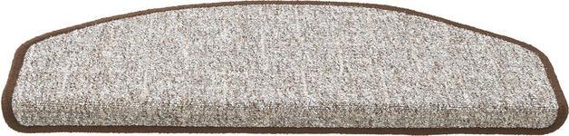 STUFENMATTE in Braun  - Braun, KONVENTIONELL, Textil (65/28cm) - Esposa