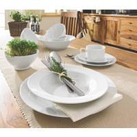 DJUP TALLRIK - vit, Basics, keramik (22cm) - Boxxx