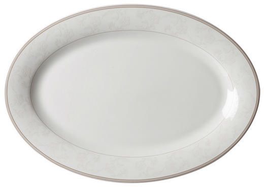 SERVIERPLATTE - Beige, Basics, Keramik (32cm) - Ritzenhoff Breker