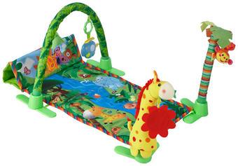 SPIELBOGEN - Multicolor, Basics, Kunststoff/Textil (86/45/39cm) - MY BABY LOU