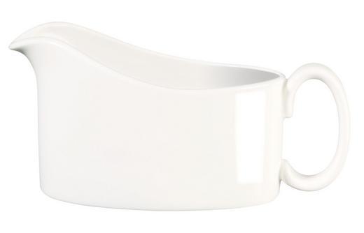 SAUCIERE Keramik Fine Bone China - Weiß, Basics, Keramik (15,2/9,5cm) - ASA