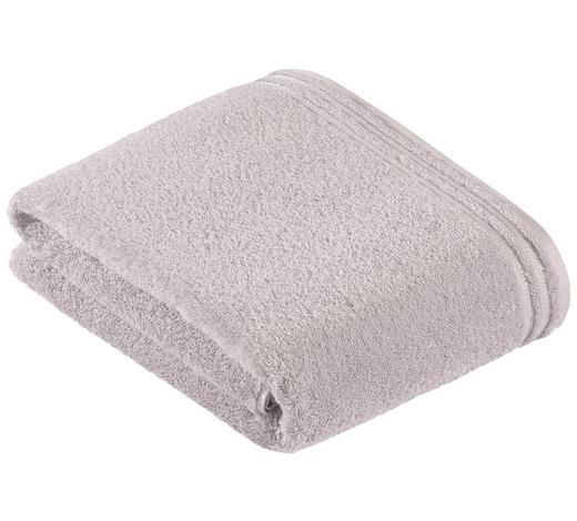 BADETUCH - Hellgrau, Basics, Textil (100/150cm) - Vossen