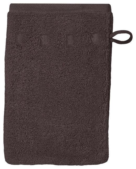 WASCHHANDSCHUH  Grau - Grau, Basics, Textil (16/22cm) - VOSSEN