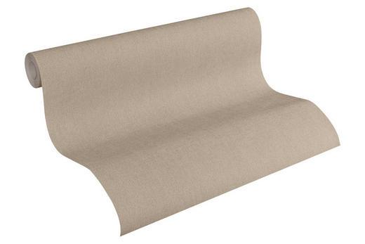 VLIESTAPETE 10,05 m - Braun, Design, Textil (53/1005cm)