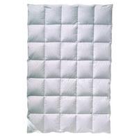 DAUNENDECKE  155/220 cm - Weiß, Textil (155/220cm) - Billerbeck