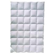 DAUNENDECKE  135-140/200 cm - Weiß, Textil (135-140/200cm) - Billerbeck