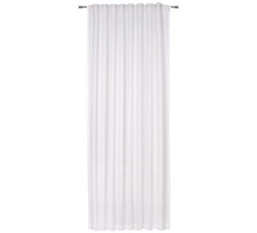 FERTIGVORHANG blickdicht - Weiß, LIFESTYLE, Textil (140/255cm) - Landscape