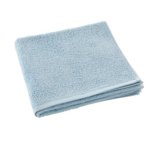 HANDTUCH 50/100 cm - Hellblau, Basics, Textil (50/100cm) - Boxxx